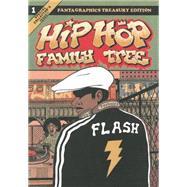 Hip Hop Family Tree 1 by Piskor, Ed, 9781606996904