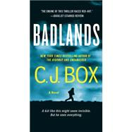 Badlands A Novel by Box, C. J., 9780312546908