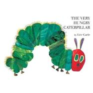 The Very Hungry Caterpillar board book by Carle, Eric, 9780399226908