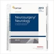 Coding Companion for Neurosurgery/Neurology, 2013 by OptumInsight, Inc., 9781601516909