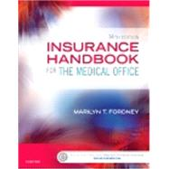 Insurance Handbook for the Medical Office - Text and Workbook Package by Fordney, Marilyn Takahashi, 9780323316910