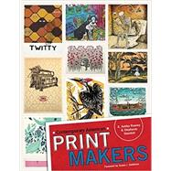 Contemporary American Print Makers by Rooney, E. Ashley; Standish, Stephanie; Goldman, Susan J., 9780764346910