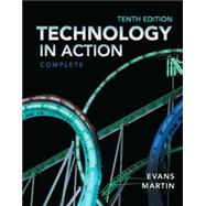 Technology In Action, Complete & NEW MyITLab -- Access Card -- for Technology In Action Package by EVANS & MARTIN, 9780133776911