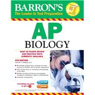 Barron's AP Biology by Goldberg, Deborah T., 9781438076911