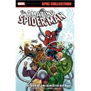 Amazing Spider-Man Epic Collection by Michelinie, David; Vess, Charles; Larsen, Erik; Bagley, Mark, 9780785196914