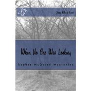 When No One Was Looking by Keech, Jenny Rebecca; Thames, Amanda, 9781482056914