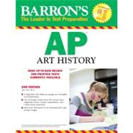 Barron's Ap Art History by Nici, John B., 9780764146916