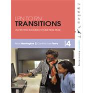 LPN to RN Transitions Achieving Success in Your New Role by Harrington, Nicki; Terry, Cynthia Lee, 9781609136918