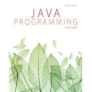 Java Programming by Farrell, Joyce, 9781285856919
