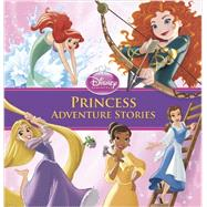 Princess Adventure Stories by Disney Book Group; Disney Storybook Art Team, 9781423146919
