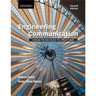Engineering Communication From Principles to Practice by Irish, Robert; Weiss, Peter, 9780195446920