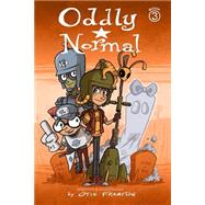 Oddly Normal 3 by Frampton, Otis; Frampton, Otis; Frampton, Otis (CON), 9781632156921