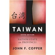 Taiwan by Copper, John F., 9780813346922