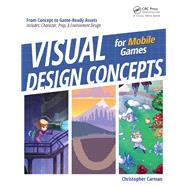 Visual Development for Web and Mobile Games by Carman,Chirstopher, 9781138806924