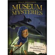 The Case of the Missing Museum Archives by Brezenoff, Steve; Weber, Lisa K., 9781434296924
