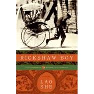 Rickshaw Boy by Lao, She, 9780061436925
