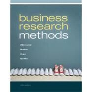 Business Research Methods (with Qualtrics Printed Access Card) by Zikmund, William G.; Babin, Barry J.; Carr, Jon C.; Griffin, Mitch, 9781111826925