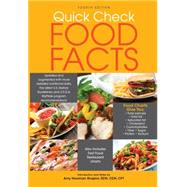 Quick Check Food Facts by Shapiro, Amy Newman, 9781438006925