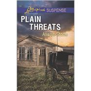 Plain Threats by Stone, Alison, 9780373446926