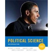 Political Science : An Introduction