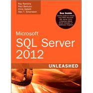 Microsoft SQL Server 2012 Unleashed by Rankins, Ray; Bertucci, Paul; Gallelli, Chris; Silverstein, Alex T., 9780672336928