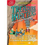 Treasure Hunters: Peril at the Top of the World by Patterson, James; Grabenstein, Chris; Neufeld, Juliana, 9780316346931