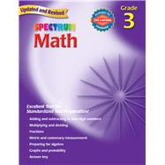 Spectrum Math : Grade 3 by Frank Schaffer Publications, 9780769636931