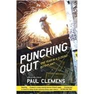 Punching Out by Clemens, Paul, 9780767926935