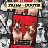 Tails from the Booth 2016 Wall Calendar by Terry, Lynn, 9781419716935