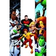 Teen Titans by Geoff Johns Omnibus by JOHNS, GEOFFVARIOUS, 9781401236939