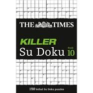 The Times Killer Su Doku by Times Mind Games, 9780007516940