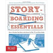 Storyboarding Essentials by Rousseau, David Harland; Phillips, Benjamin Reid, 9780770436940