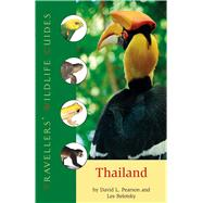 Thailand: Traveller's Wildlife Guide by Pearson, David L., 9781566566940