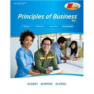 Principles of Business by Dlabay, Les; Burrow, James L.; Kleindl, Brad, 9781111426941