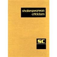 Shakespeare Criticism by Lee, Michelle, 9780787646943
