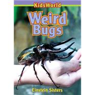 Weird Bugs by Sisters, Einstein, 9780994006943