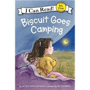Biscuit Goes Camping by Capucilli, Alyssa Satin; Schories, Pat, 9780062236944