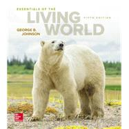 Essentials of The Living World by Johnson, George, 9780078096945