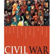 Civil War Box Set by Millar, Mark; McNiven, Steve; Various, 9780785196945