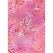 Be Still and Know 2019 Planner by Belle City Gifts, 9781424556946