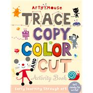 Trace, Copy, Color and Cut by Stanley, Mandy; Linn, Susie, 9781784456948