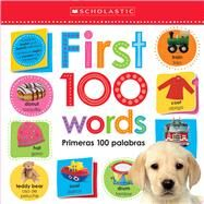 Lift the Flap: First 100 Words / Primeras 100 Palabras (Scholastic Early Learners) by Unknown, 9780545916950