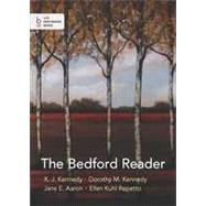 The Bedford Reader by Kennedy, X. J.; Kennedy, Dorothy M.; Aaron, Jane E.; Repetto, Ellen Kuhl, 9781457636950