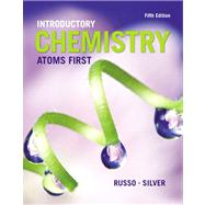 Introductory Chemistry Atoms First Plus MasteringChemistry with eText -- Access Card Package by Russo, Steve; Silver, Michael E., 9780321926951