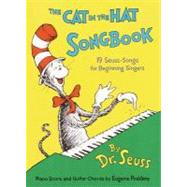 The Cat in the Hat Songbook by DR SEUSS, 9780394816951