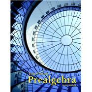 Prealgebra by Carson, Tom, 9780321756954