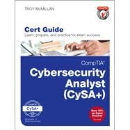 CompTIA Cybersecurity Analyst (CSA+) Cert Guide by McMillan, Troy, 9780789756954