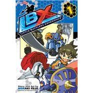 LBX: New Dawn Raisers, Vol. 1 by Fujii, Hideaki, 9781421576954