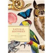 Natural Histories Postcards of 60 Rare Book Illustrations by Unknown, 9781454916956