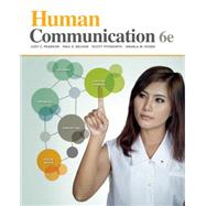 Looseleaf for Human Communication by Pearson, Judy; Nelson, Paul; Titsworth, Scott; Hosek, Angela, 9780078036958